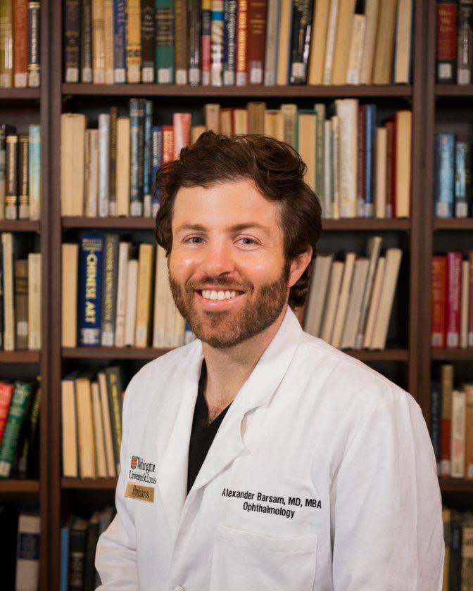 Residents & Fellows Spotlight: Alex Barsam, MD, MBA